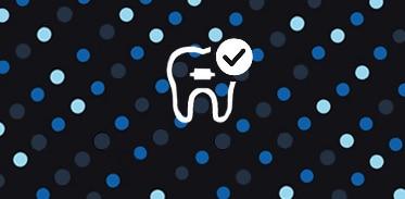 Polka Dot Button Image